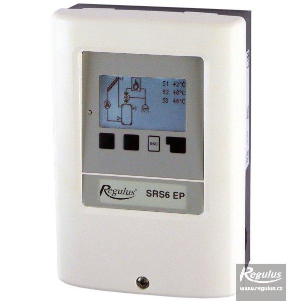 Regulus SRS6 EP 13168 solární regulátor