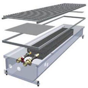 Minib Coil P 2000 mm podlahový konvektor bez ventilatoru