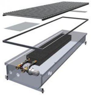 Minib COIL PT 2000 podlahový konvektor bez ventilatoru