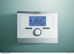 Vaillant calorMATIC 450 f ekvitermní regulace