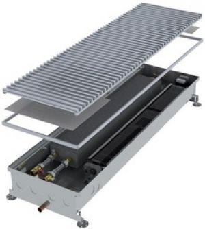 Minib Coil KO 3000 podlahový konvektor s ventilátorem