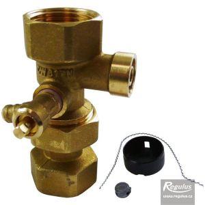 """Regulus ventil pro expanzní nádoby 1"""" M/F 12295"""