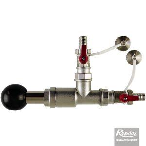 Regulus ruční solární pumpa  15111