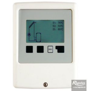Regulus STDC E 13164 solární regulátor
