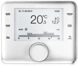 Bosch CW 400 ekvitermní regulátor