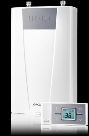 Clage CFX-U elektrický průtokový ohřívač vody