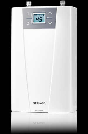 Clage CEX-U elektronicky řízený průtokový ohřívač vody