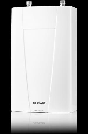 Clage CDX7-U elektrický průtokový ohřívač vody spodní montáž