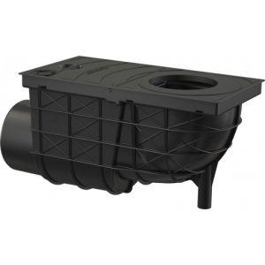 Lapač střešních splavenin boční DN100/125 Geiger