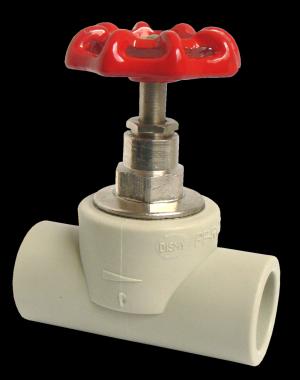 6250 PPR uzavírací ventil PN 20 20
