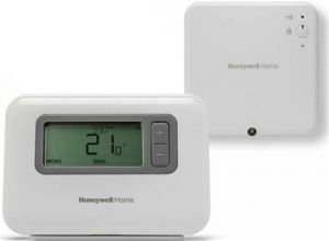 HONEYWELL T3R Y3H710RF0072  prostorový termostat týdenní bezdrátový