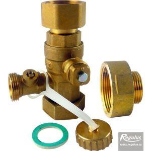 """Regulus ventil pro expanzní nádoby 6/4"""" F/F 14492"""