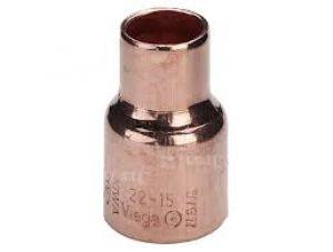 5240 Sanha měděný Cu redukovaný nátrubek 35/22 AxA