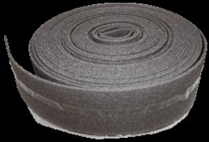 Toptherm dilatační pás okrajový s fólií a samolepící páskou 8 x 150 mm