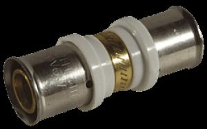 Toptherm spojka potrubí podlahového topení 16 mm TOP 727