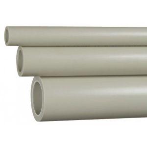 Aquaplast trubka plastová voda PPR PN 16 25 mm 6216 4 m tyč