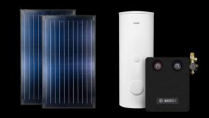 Bosch Standard FKC solární paket na šikmou střechu