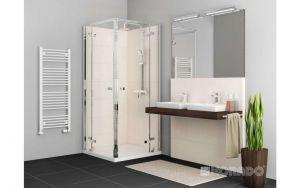 Korado Koralux linear classic 600.700 koupelnový žebřík