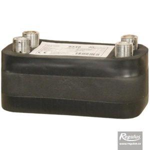 Regulus DV193-20E nerezový deskový výměník