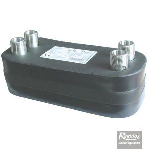 Regulus DV285-20E nerezový deskový výměník