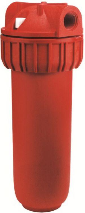 """ATLAS Vodní filtr SENIOR 1"""" HOT 3P 10"""" SX 80°C PN8 - na horkou vodu"""