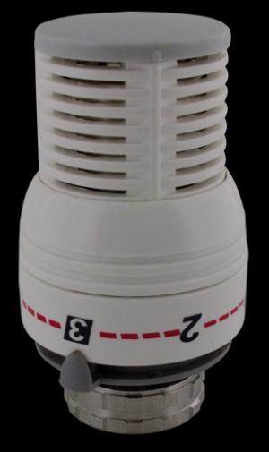402 Termostatická hlavice kapalinová radiátorová, M30 x 1,5 0°- 28°C