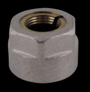 """421 svěrný adaptér 3/4"""" x 15 mm pro připojení měděných trubek na ventil s eurokonusem"""