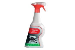 RAVAK Cleaner Chrome 500 ml X01106