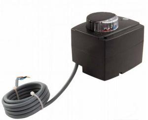 Regulus pohon 230V pro směš. ventil včetně kabelu 2m 60s 10875