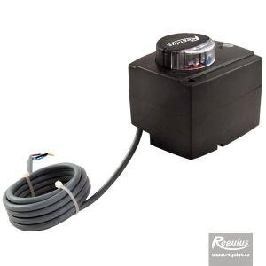 Regulus pohon 24V pro směš. ventil včetně kabelu 2m 10873